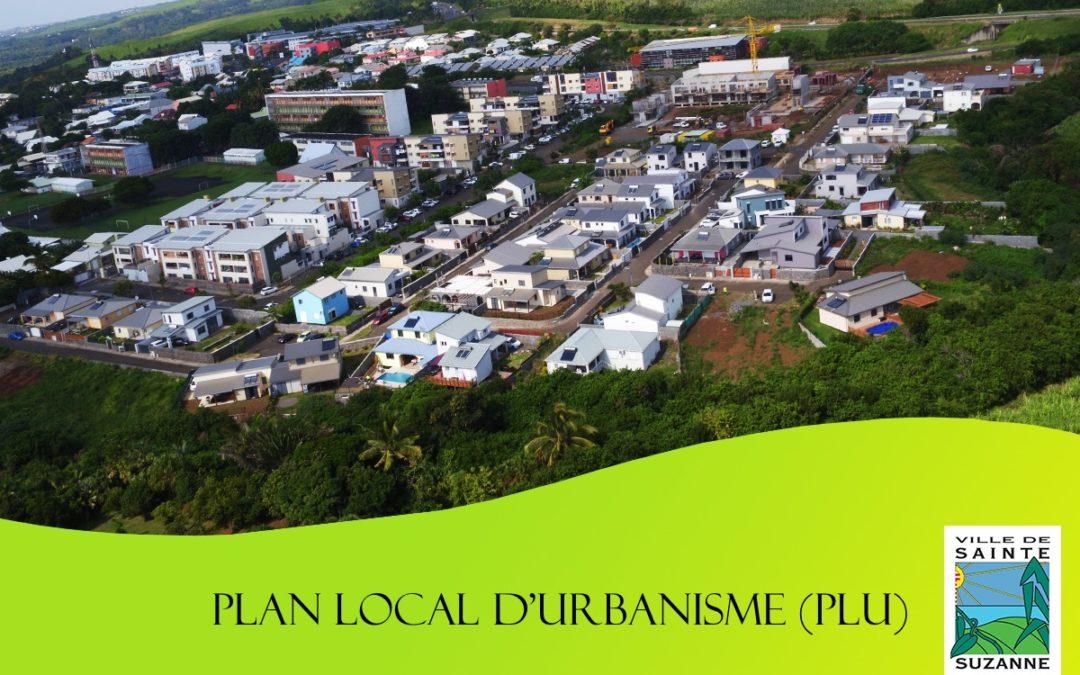 Plan Local d'Urbanisme de la Ville de Sainte-Suzanne