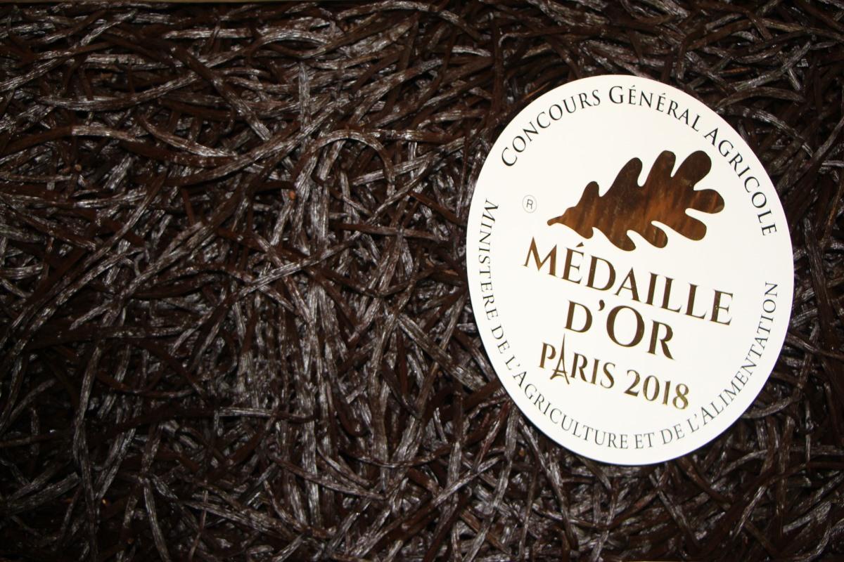 Vanilleraie medaille d'or [redim]