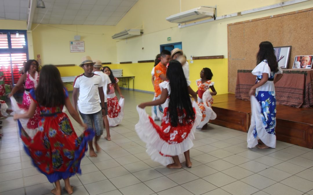 Journée Créole à la Salle des fêtes Lo Rwa Kaf