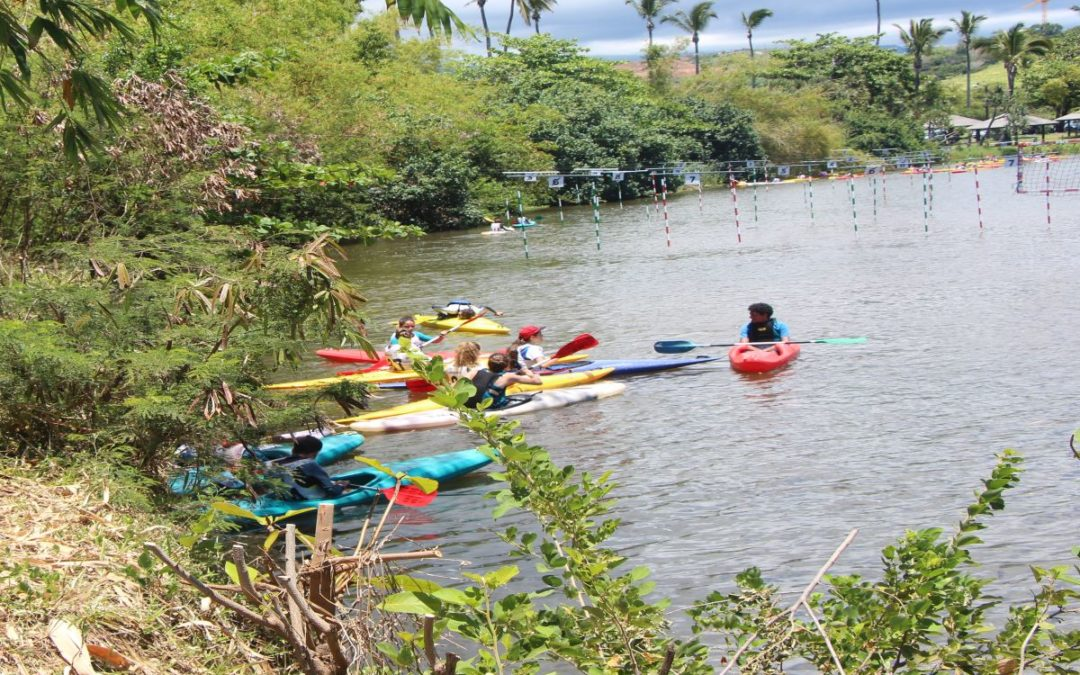 Challenge Régional Jeune : 4ème journée du championnat régional du challenge jeunes organisée par le Niagara Canoë Kayak Club