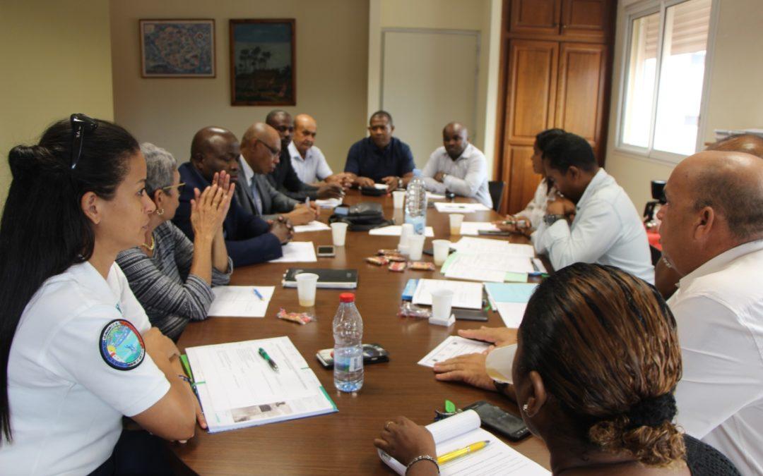 Convention de Coopération entre Dembéni de Mayotte et la ville de Sainte-Suzanne