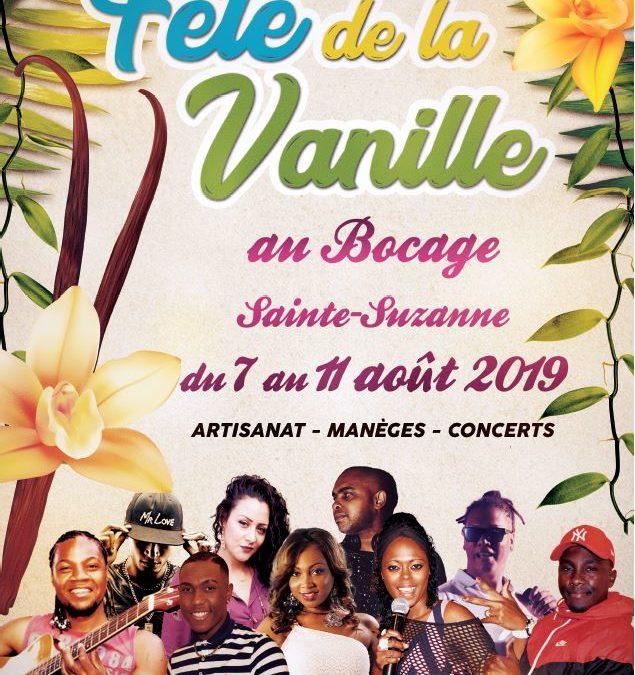 fête de la Vanille 2019