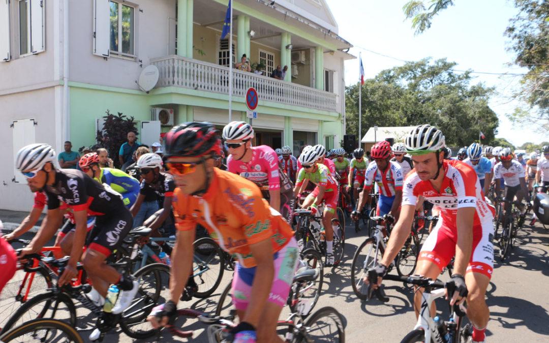 Tour de l'île cycliste Antenne Réunion 2019